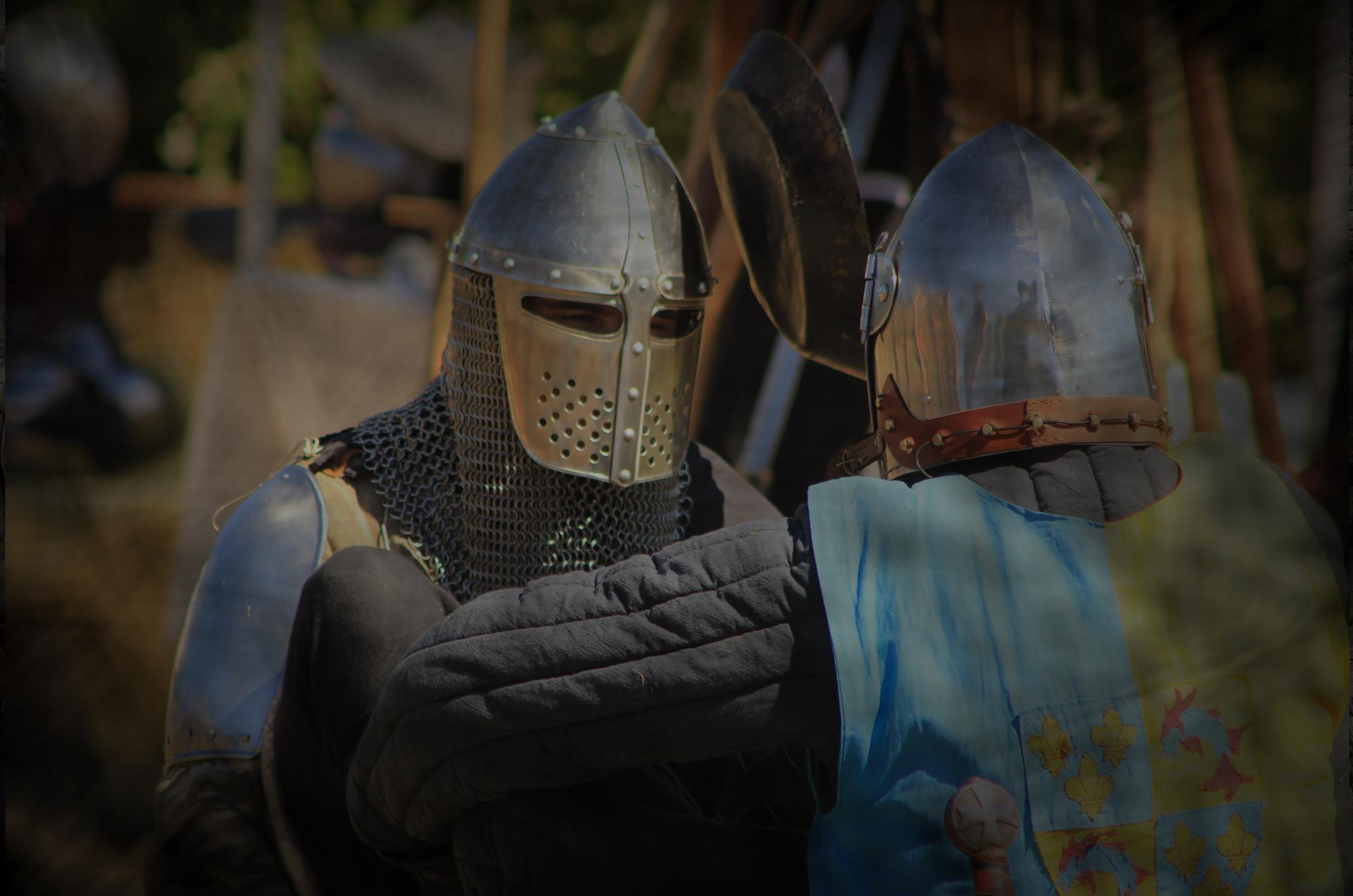 combatants de l'Ost du Castel