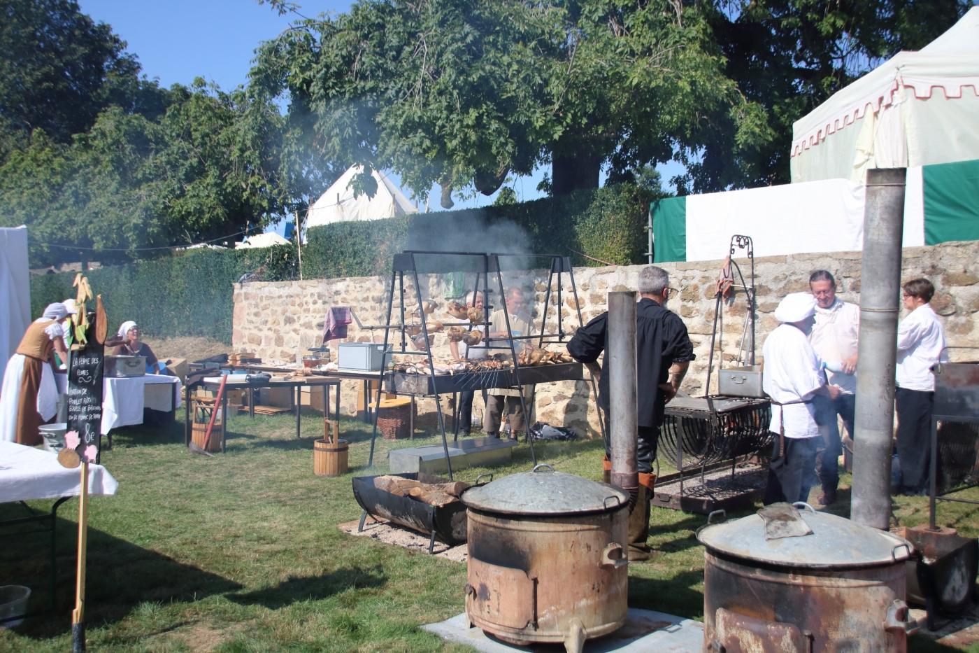 cuisine-médiévale